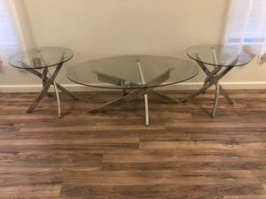 4 Pieces Coffee Table, 2x End Table & Console Table Made by Furniture of America for Sale in Surprise, AZ