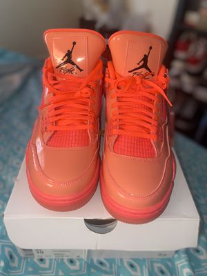 Air Jordan Retro 4 Coral Size: 10W 8.5M for Sale in Baltimore, MD