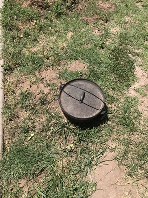 Camping kettle for Sale in Albuquerque, NM