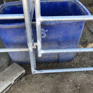 Stock Tank / Water Tank for Sale in Hesperia, CA