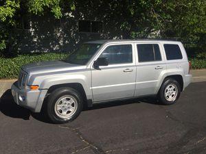 2010 Jeep Patriot 4x4 120,000 Original Miles for Sale in Concord, CA