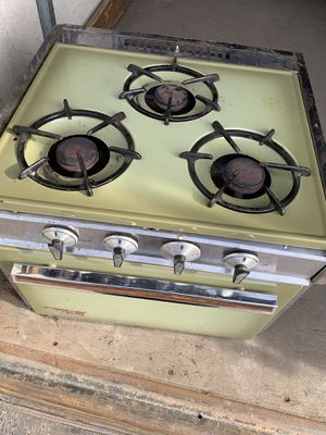 Holiday store stove built by Coleman for Sale in Minot, ND