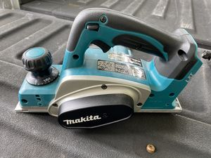 * Makita 18v LXT Hand Planer for Sale in Lutz, FL