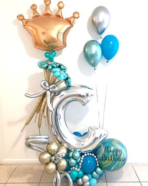 Birthday Balloon Bouquet for Sale in Hollywood, FL