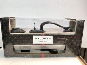 Baldwin prestige Medina Venetian Bronze with Madrina door Lever handle set for Sale in Stanton, CA
