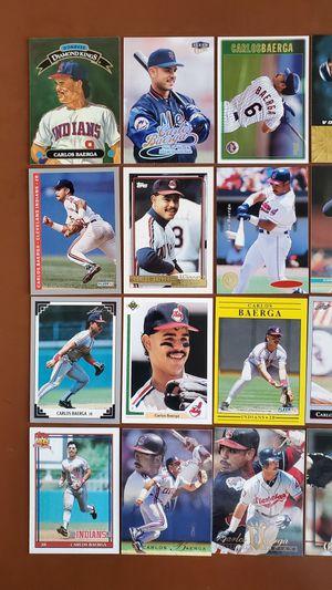 Baseball Cards - Carlos Baerga for Sale in Noblesville, IN