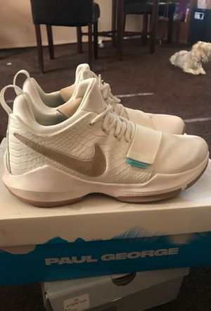 Nike PG 1 Ivory for Sale in Los Angeles, CA