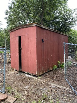 16x8 Dry Storage Shed $2000 obo for Sale in Monroe, WA