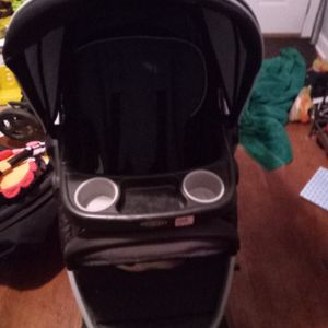 Stroller With Detachable Carseat for Sale in Columbus, OH