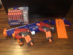 Nerf Gun Retaliator and Mega Bigshock for Sale in Long Beach, CA
