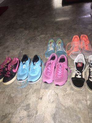 Nike's/Vans for Sale in Lexington, KY