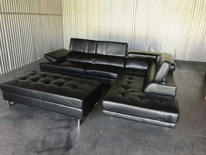 Modern Sectional Couch for Sale in Las Vegas, NV