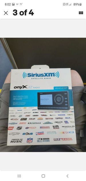 Satellite Radio mib for Sale in Silver Spring, MD
