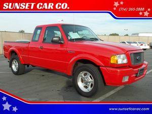 2004 Ford Ranger for Sale in Santa Ana, CA