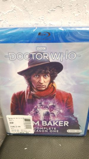 Doctor Who season 1 bluray for Sale in Oakland, CA