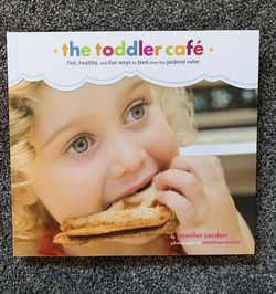 Toddler Cafe Cookbook Brand New for Sale in Boise,  ID