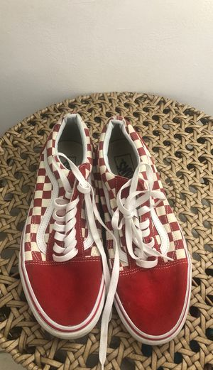 Vans off the wall 8.5 for Sale in Miami, FL