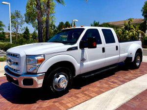 2014 Ford F-350 Diesel Dually Turbo 4x4 F350 for Sale in San Diego , CA