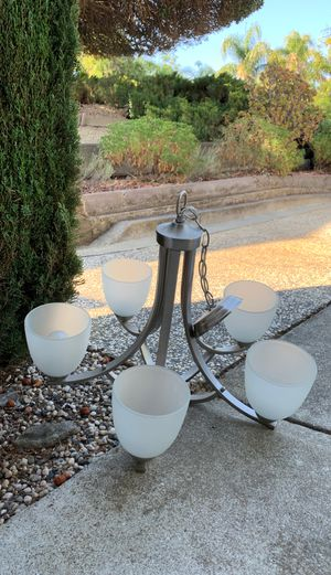 Chandelier - 5 bulb for Sale in Concord, CA
