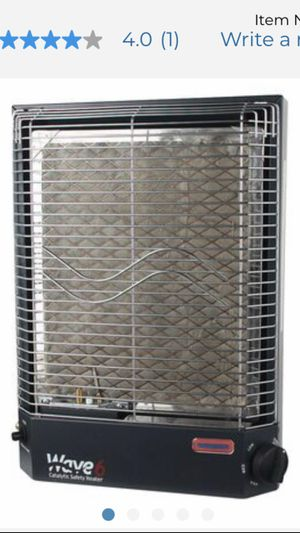 WAVE 6-Propane Catalytic Heater for Sale in Sebastian, FL