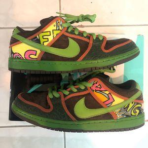 De La Soul Nike SB Dunk Size 10 for Sale in Miami Gardens, FL