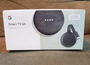 Google Home Mini/Chromecast for Sale in Pomona, CA