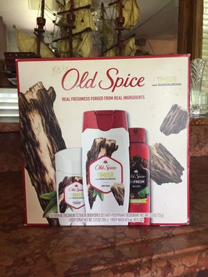 Men's old spice hygiene gift set for Sale in Santa Rosa, CA