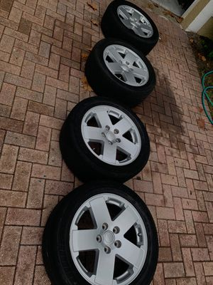 Jeep wheels 18 inch for Sale in Kissimmee, FL