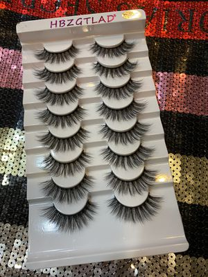 Beautiful eyelashes different styles available ✨ for Sale in Palmdale, CA