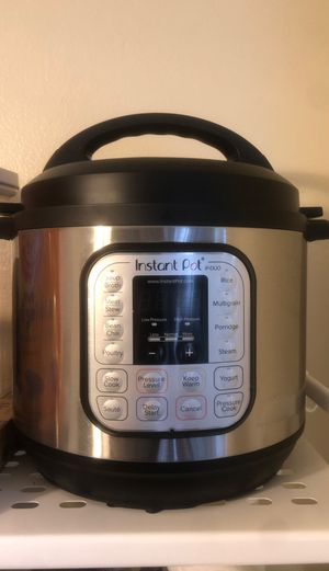 Instant Pot for Sale in Oceanside, CA