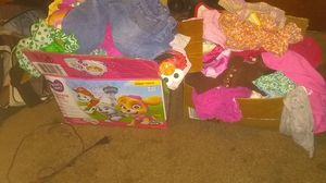 Toddle Girl Clothes and shoes for Sale in Wichita, KS