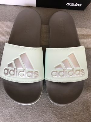 Women's New Adidas Athletic Slides Shoes - Size 7 for Sale in Phoenix, AZ