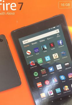 Amazon Fire 7 16G for Sale in Fresno,  CA