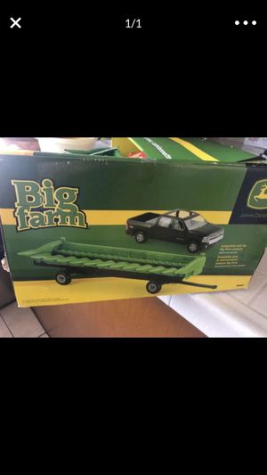 Tomy Big Farm Corn Head and Tractor with Chevy Pickup Truck for Sale in Bell, CA