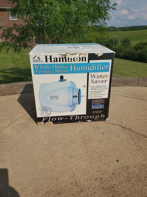 Hamilton whole house humidifier for Sale in Richmond, KY