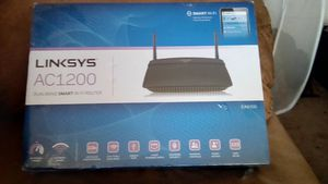 Linksys Dual band Router (sealed in box) for Sale in Fresno, CA