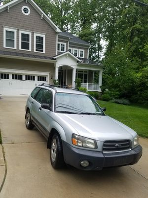 Subaru forester for Sale in Oakton, VA