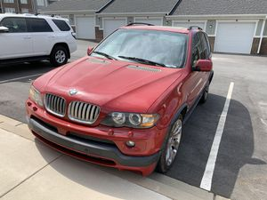 2004 BMW X5 4.8is AWD Premium for Sale in Spartanburg, SC