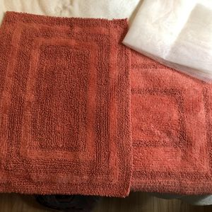 """Cotton rugs reversible 1"""" pile for Sale in Queens, NY"""