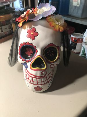 Calavera skull for Sale in Seven Hills, OH
