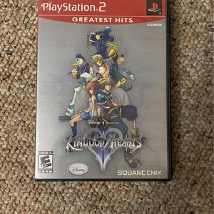 Kingdom Hearts 2 PS2 Video Game for Sale in Salt Lake City, UT