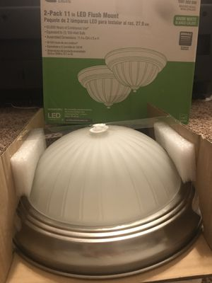 "1 LED interior ceiling light, 11"" flushmount for Sale in Nashville, TN"