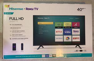 Hisense 40H5500G 40 inch Class H55 Roku Smart TV for Sale in Morrow, GA