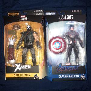 Marvel Legends Bundle for Sale in Redlands, CA