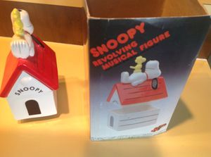 Snoopy Revolving Musical Figure for Sale in Tacoma, WA