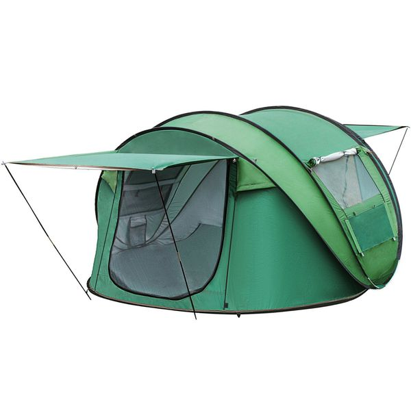 NEW Outdoor Waterproof Backpacking Hiking Tent Instant Pop Up Camping Tent