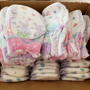 3T 4T Easy Ups/Diapers for Sale in Gilbert, AZ