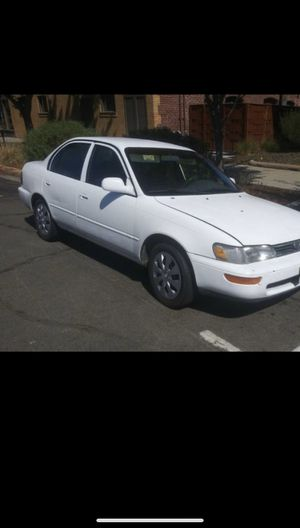 Toyota Corolla for Sale in Sacramento, CA