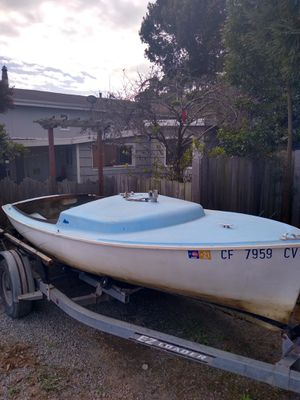 Daysailer Sailboat for Sale in Inverness, CA