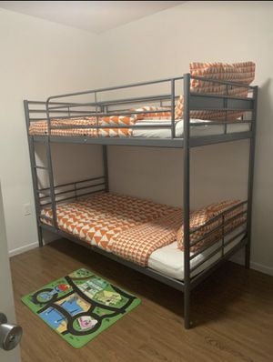 Bunk bed whit matres and deliver for Sale in Miami Springs, FL